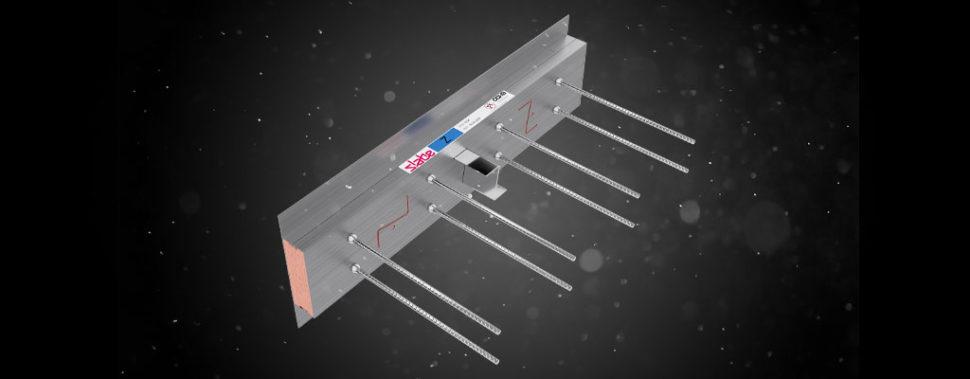 Le rupteur de ponts thermiques Slabe évolue en 2021 pour plus de performance et libérer vos contraintes.