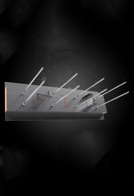 En 2021, Slabe évolue : il est plus performant thermiquement et structurellement.