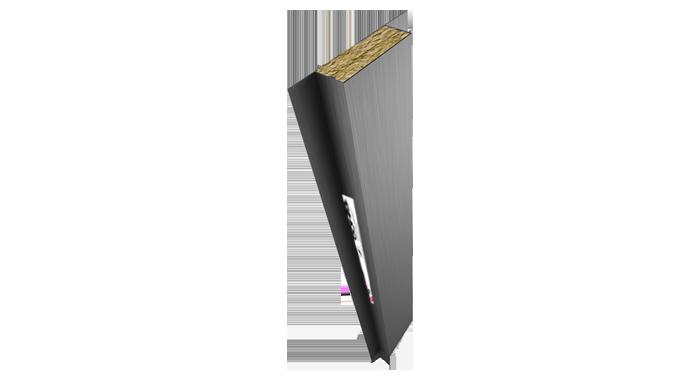 Le rupteur de refends Slabe RF est excellent thermiquement ce qui permet de compléter vos linéaires de rupteurs thermiques Slabe Z et ZN.