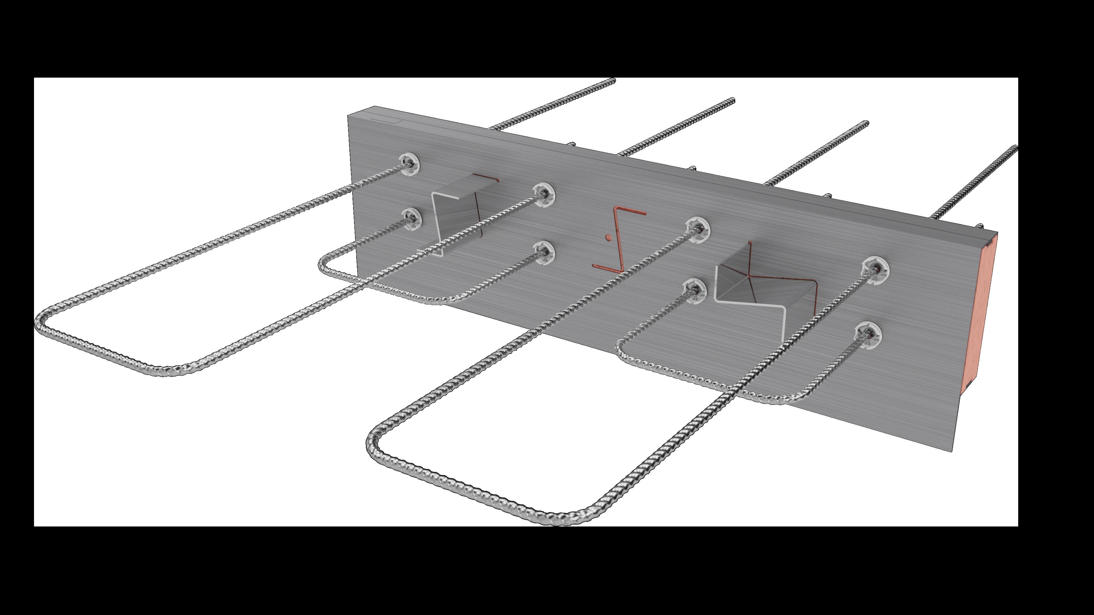 Le rupteur thermique Slabe se décline en une version balcon.