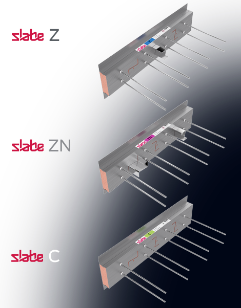 Le Z COHB Industrie s'applique différemment selon les configurations du bâtiment.